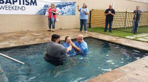 Baptism May 17 2015