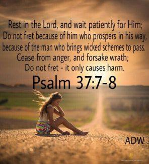 The Power Of Patience Seeking Passionate Prayer In Spiritual Warfare