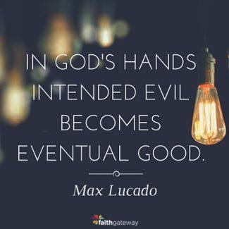 God Uses the Wicked – Seeking Passionate Prayer in Spiritual