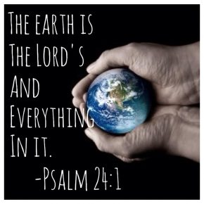 The Earth Is The Lord's – Seeking Passionate Prayer in Spiritual Warfare