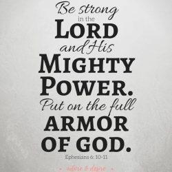 Strong Godis
